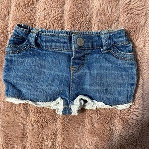 Arizona Jean Company Baby Shorts
